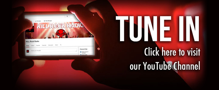 Visit the Kill Rock Radio Youtube Channel